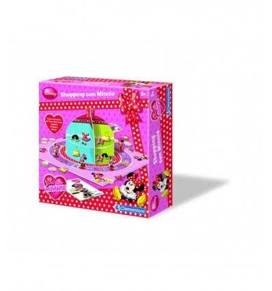 Faire du shopping avec Minnie 11893 Clementoni- Futurartshop.com
