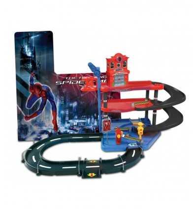 Le Garage de Spiderman HDG12091S Giochi Preziosi- Futurartshop.com