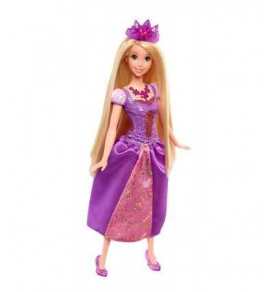 Princesa Rapunzel luz mágica BDJ24 Mattel- Futurartshop.com