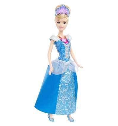 Cenerentola magia di luci BDJ23 Mattel-Futurartshop.com