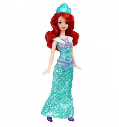 Ariel magie de la lumière BDJ25 Mattel- Futurartshop.com