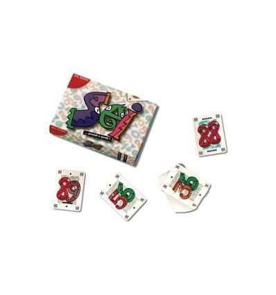 Karten von Spiel sechs negro 053355 Dal Negro- Futurartshop.com