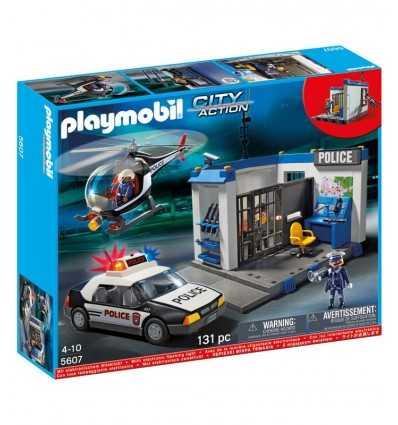 Police Playmobil Superset 05607 Playmobil- Futurartshop.com