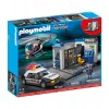 Nadzbiór Playmobil policji 05607 Playmobil- Futurartshop.com