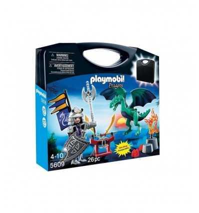 プレイモービル ドラゴンの家 5609 05609 Playmobil- Futurartshop.com