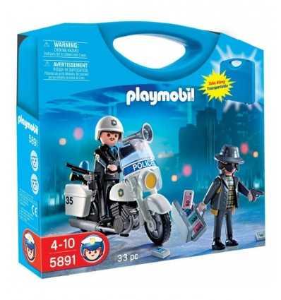 Playmobil polisen fallet 5891 Playmobil- Futurartshop.com
