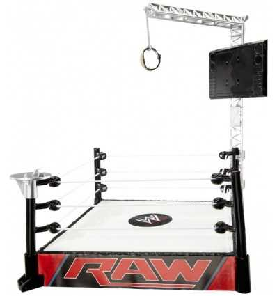 WWE Ring Superstrikers BJN10 Mattel- Futurartshop.com