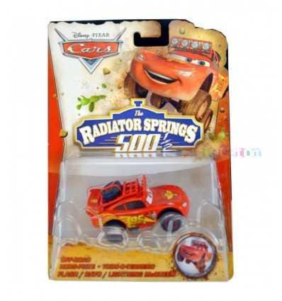 Rs500 diecast Cars-Lightning lightning Mcqueen BDF63 Mattel- Futurartshop.com