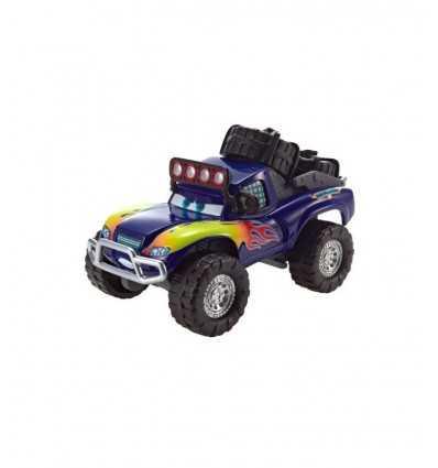 Samochody Diecast Rs500 niebieski błyskawica gniew BDF67 Mattel- Futurartshop.com