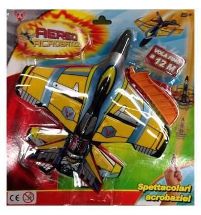 Samolot z ciąg Launcher HDG70107 Giochi Preziosi- Futurartshop.com