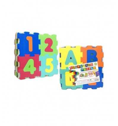 Puzzle Tappetino 15x16 cm 26 pz 31049/P Mazzeo-Futurartshop.com