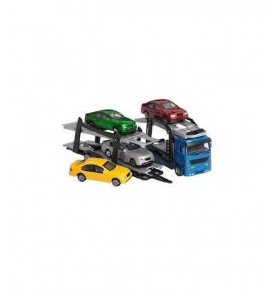 Макси трейлер грузового транспорта с 28 см 203415863 Simba Toys- Futurartshop.com