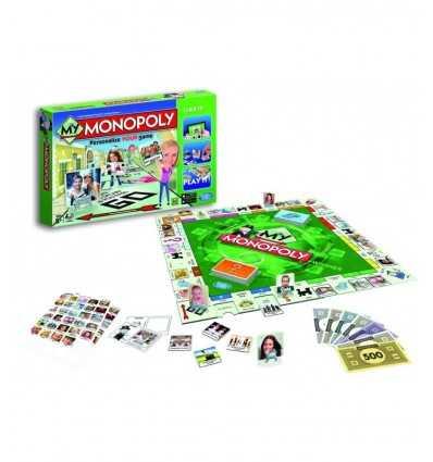Mój A85951030 monopolu A85951030 Hasbro- Futurartshop.com