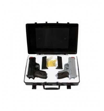 Pack con dos pistolas V818 818 Villa Giocattoli- Futurartshop.com