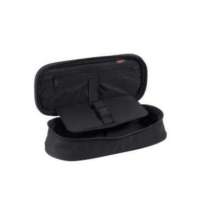 Eastpak przynosi owalne czarne kredki EK717008 Eastpak- Futurartshop.com