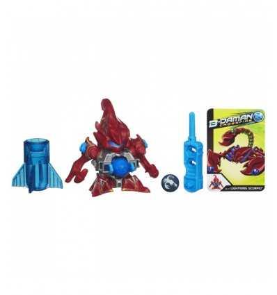 B-daman character Lightning Scorpio A4454 Hasbro- Futurartshop.com