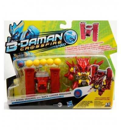 クイック ローダーでビーダマン文字ストライク Dragren A4463 Hasbro- Futurartshop.com