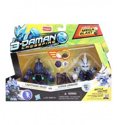 B-Daman Diles et coup de foudre de caractères Dravise A5902 Hasbro- Futurartshop.com