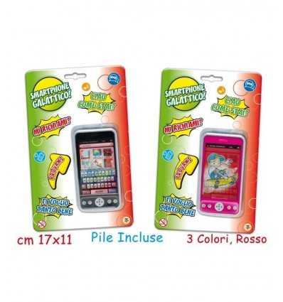 Garçon de super multimédia mobile pour enfants 618881 Giochi Preziosi- Futurartshop.com