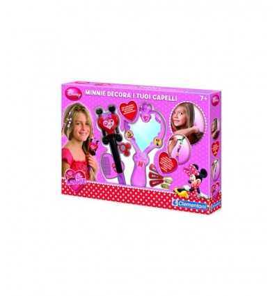 Kit decora capelli Minnie 15894 Clementoni-Futurartshop.com