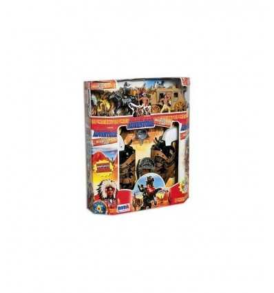 Farwest armas con soldados de juguete 8965 Re.El Toys- Futurartshop.com
