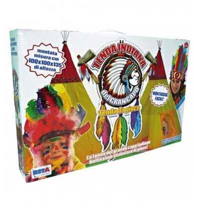 Indisches Zelt großer Kopf 9268 Re.El Toys- Futurartshop.com