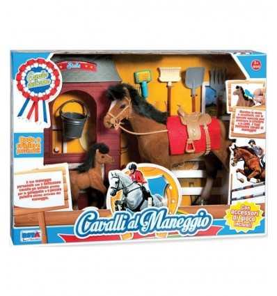 Pferde Pferd Spielset 9322 Re.El Toys- Futurartshop.com
