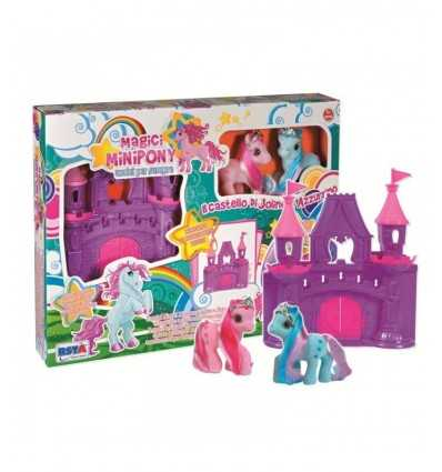 Magic Castle Mini Ponys 9404 Re.El Toys- Futurartshop.com