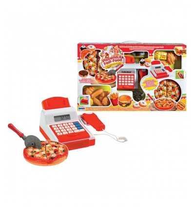 playset de pizza y comida rápida RA3797 Re.El Toys- Futurartshop.com