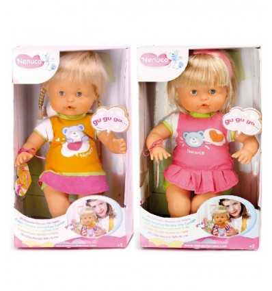 Famosa nenuco Doll my little with sounds in two colors 700010316 Famosa- Futurartshop.com
