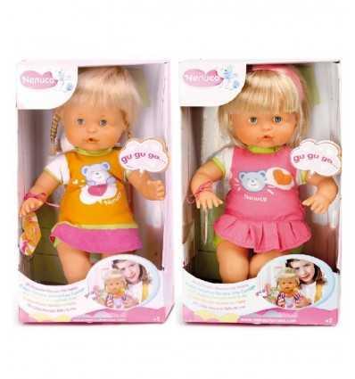 Nenuco Famosa poupée mon petit avec des sons en deux couleurs 700010316 Famosa- Futurartshop.com