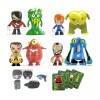 Mutand Pogromcy pakiet akcji w cztery modele 700011341 Famosa- Futurartshop.com