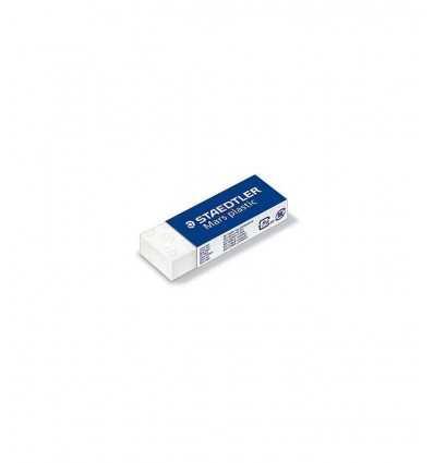 Radierer für Bleistift Staedtler weiß Kunststoff 52650 Staedtler- Futurartshop.com