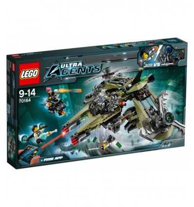 Lego 70164 Mission Hurricane 70164 Lego- Futurartshop.com
