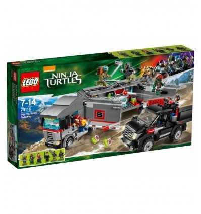 Lego 79116 Escape the snow With Big Rig 79116 Lego- Futurartshop.com