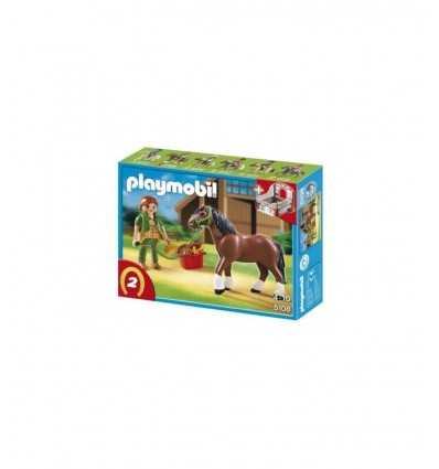 Playmobil 5108 - Cavallo Shire 5108 Playmobil- Futurartshop.com