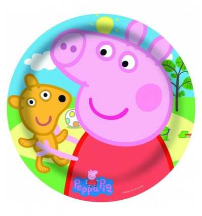 Peppa pig part maträtt 86588 Como Giochi - Futurartshop.com