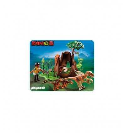 Deinonico e Velociraptor 5233 5233 Playmobil- Futurartshop.com