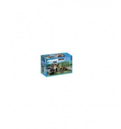 Esploratore con moto 5237 5237 Playmobil- Futurartshop.com