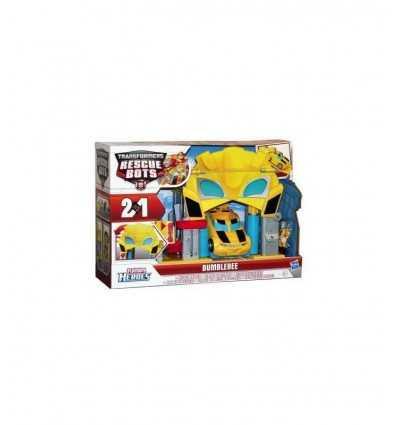Rescuebots Bumblebee Garage 330611480 Hasbro- Futurartshop.com