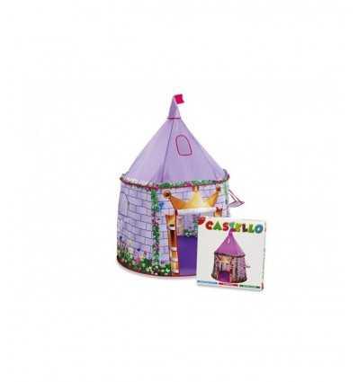 Princess Castle tält 055725 Dal Negro- Futurartshop.com