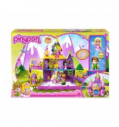 Pinypon Palazzo con 3 personaggi 700011512 Famosa-Futurartshop.com