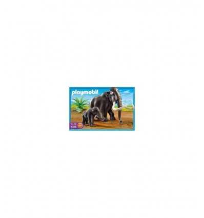 Mammut con cucciolo 5103 5103 Playmobil- Futurartshop.com