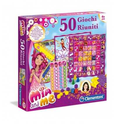 My and Me 50 Games Together 12040 Clementoni- Futurartshop.com