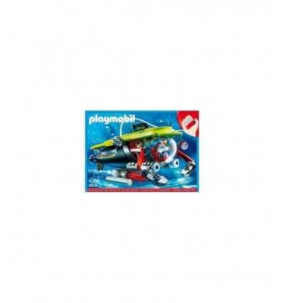 Sottomarino con motore subacqueo 4909 4909 Playmobil-Futurartshop.com