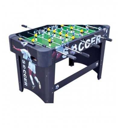 Calcetto in Legno Soccer Black VLL1074 Giochi Preziosi-Futurartshop.com