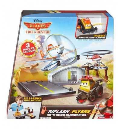 flygplan riplash ruinerna befaller centrerar BGP05 Mattel- Futurartshop.com