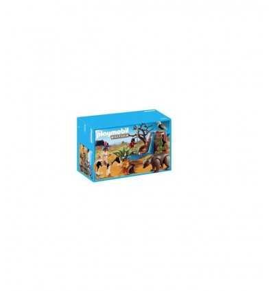 Playmobil 5252 - Piccoli Indiani alla caverna dell'Orso 5252 Playmobil- Futurartshop.com