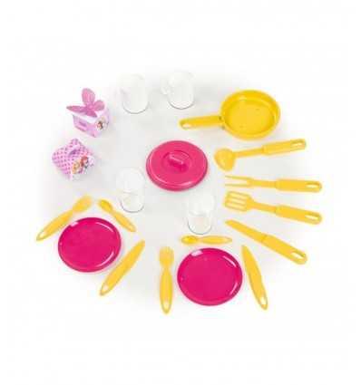 Disney Princess kuchnia z wyposażeniem 7600024023 Smoby- Futurartshop.com