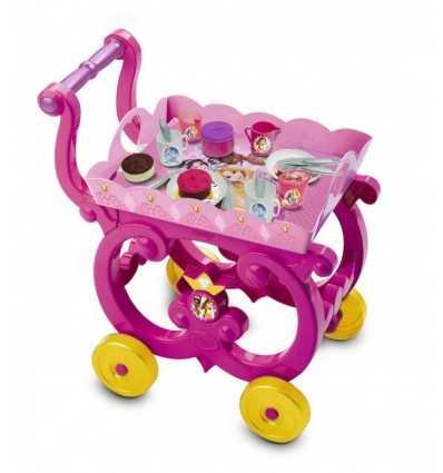 Carrito de té de princesa de Disney con accesorios 7600024271 Smoby- Futurartshop.com